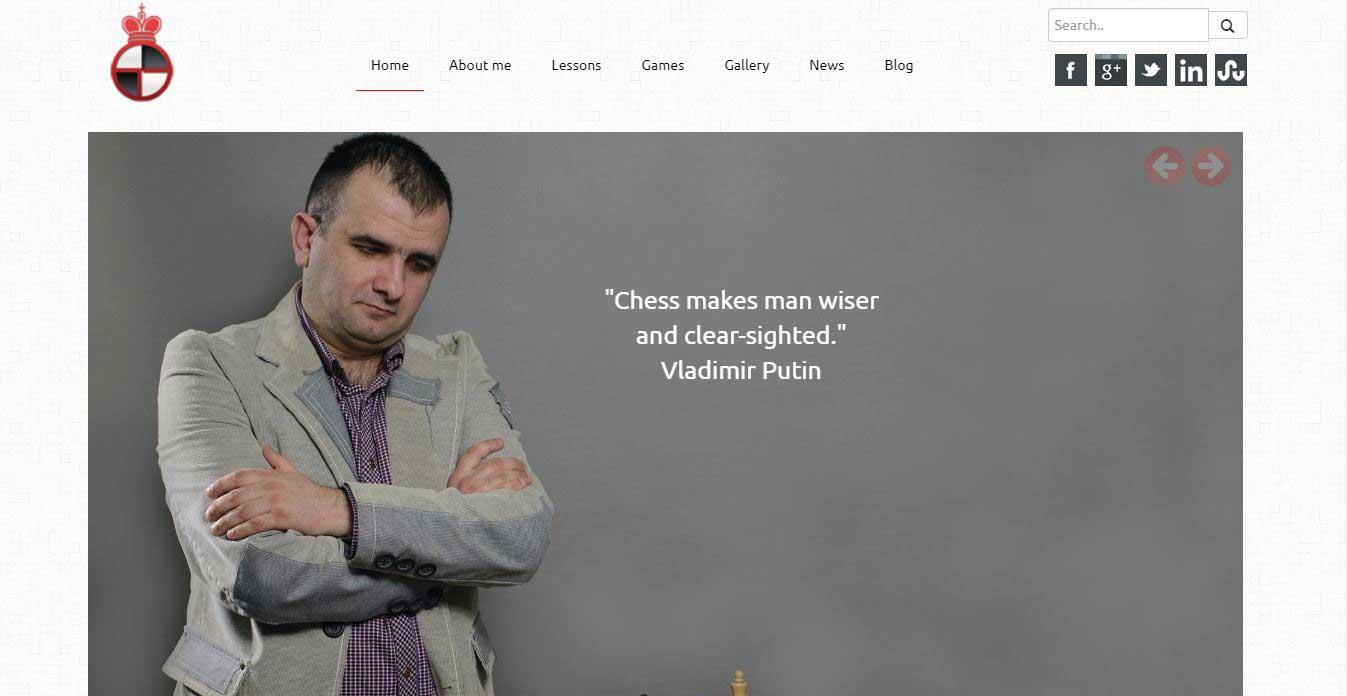izrada sajta casovi saha