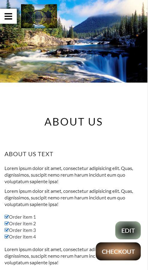izrada sajta onepage